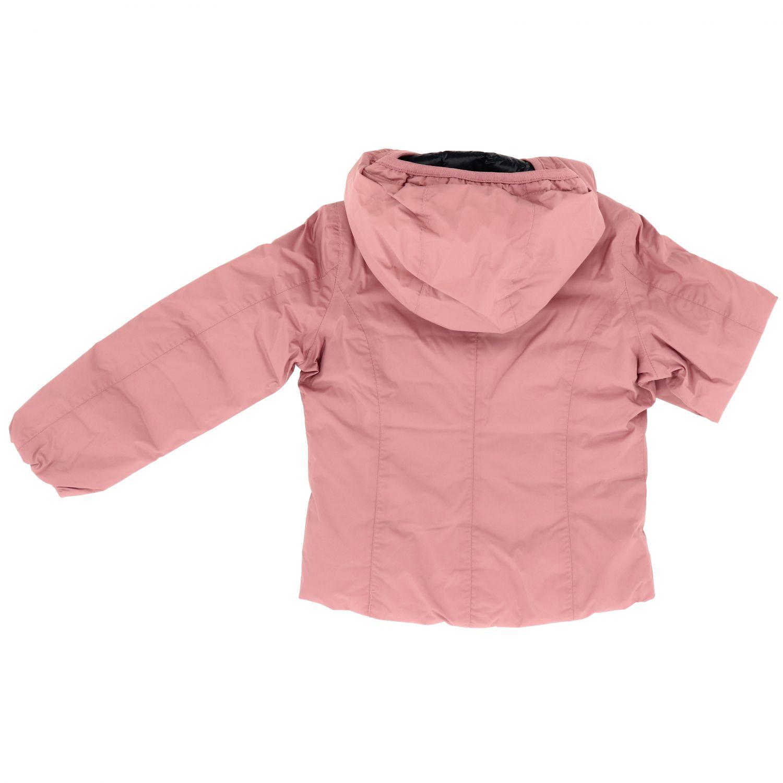 Jacket kids K-way pink 2