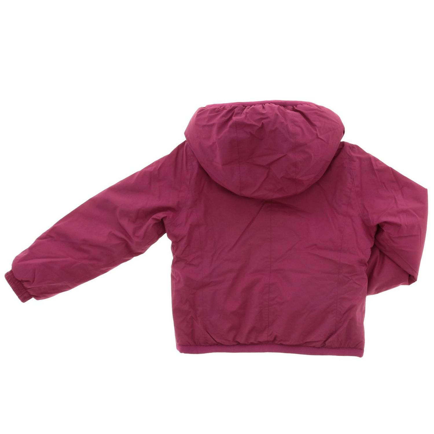 Jacket kids K-way fuchsia 2