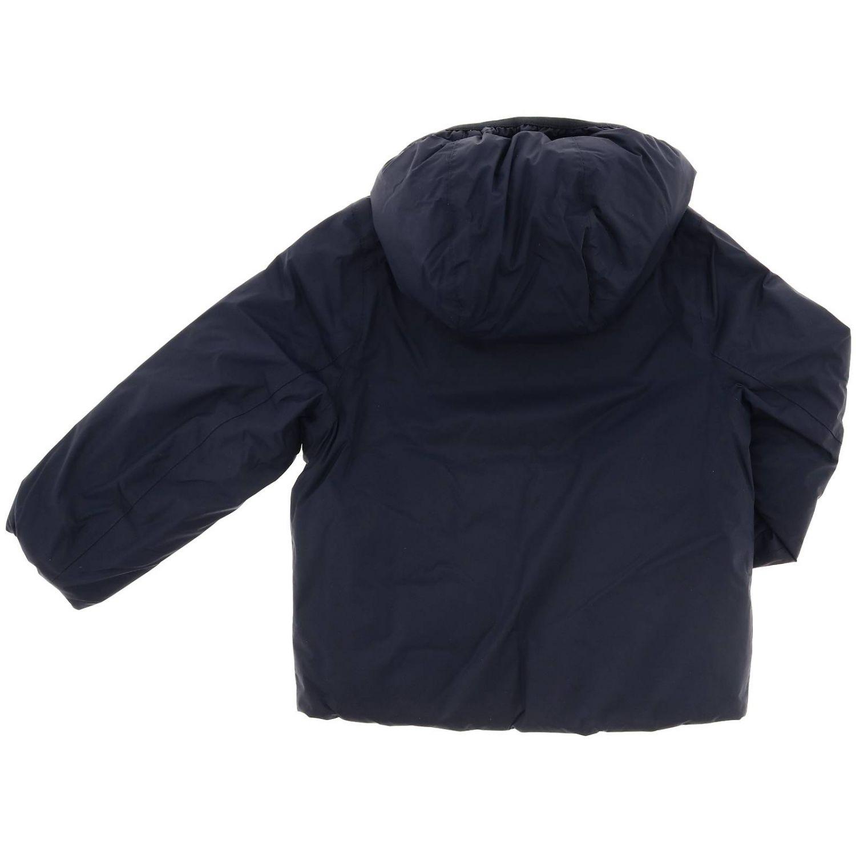 Veste enfant K-way bleu 2