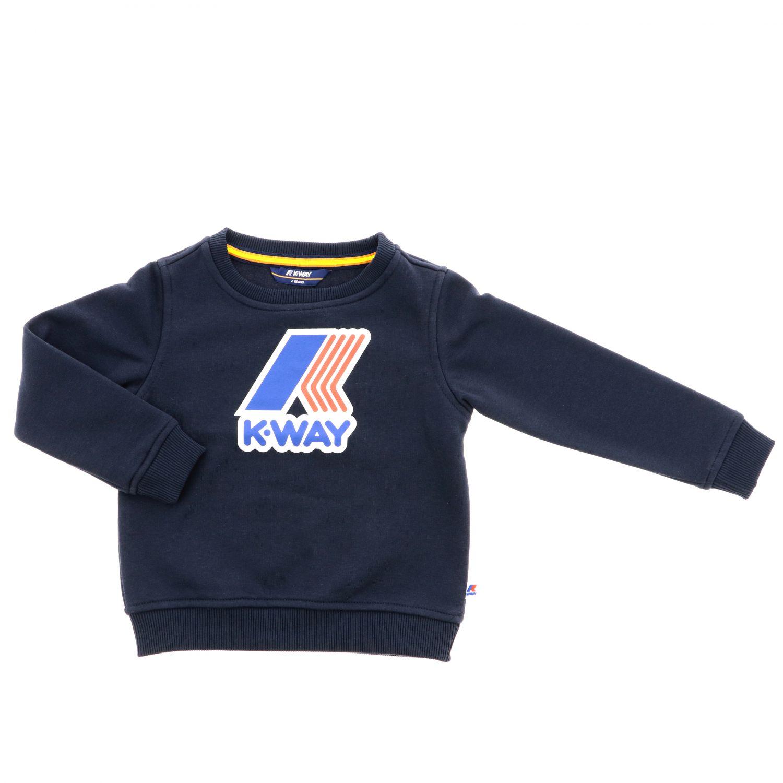 Jumper kids K-way blue 1