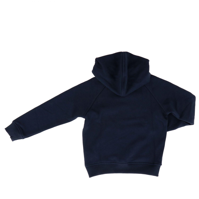 Sweater kids K-way blue 2