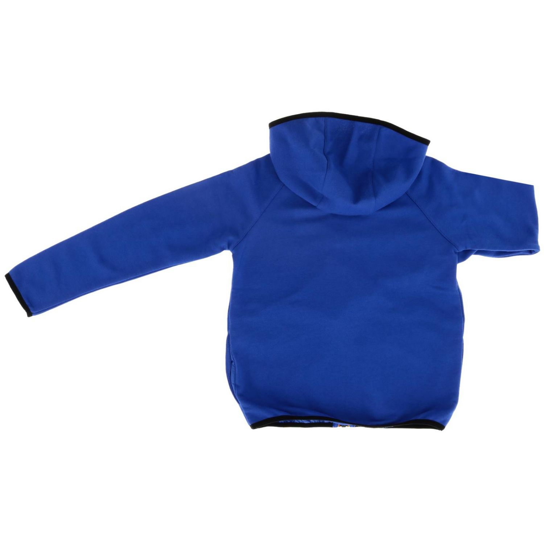 Sweater kids K-way royal blue 2