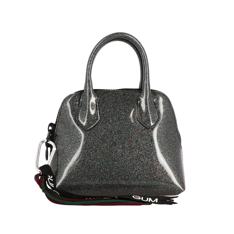 Shoulder bag women Gum black 1