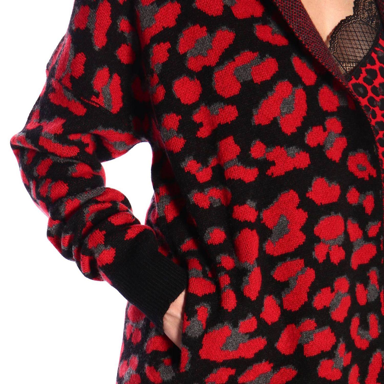Cardigan Zadig & Voltaire: Jumper women Zadig & Voltaire red 4