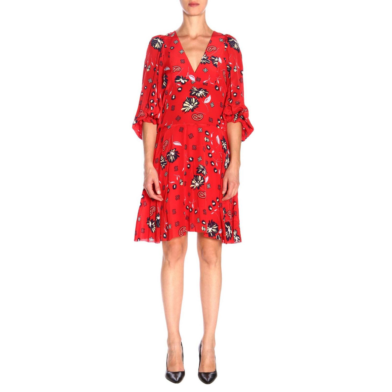 Dress women Zadig & Voltaire red 1