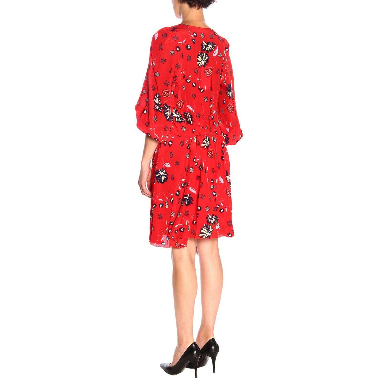 Dress women Zadig & Voltaire red 2