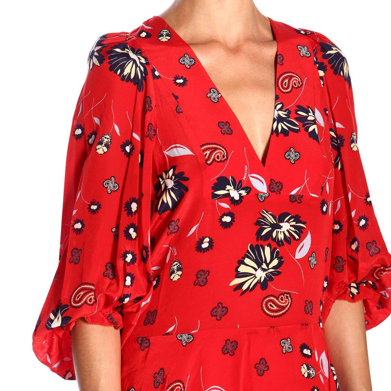Dress women Zadig & Voltaire red 3