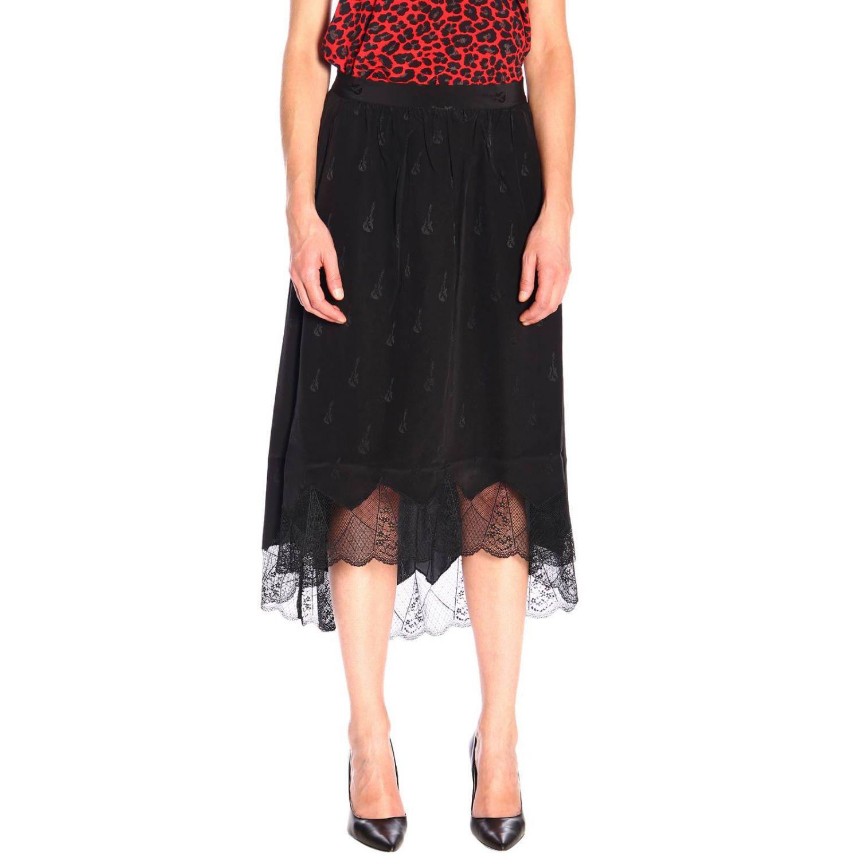 Skirt Zadig & Voltaire: Skirt women Zadig & Voltaire black 1