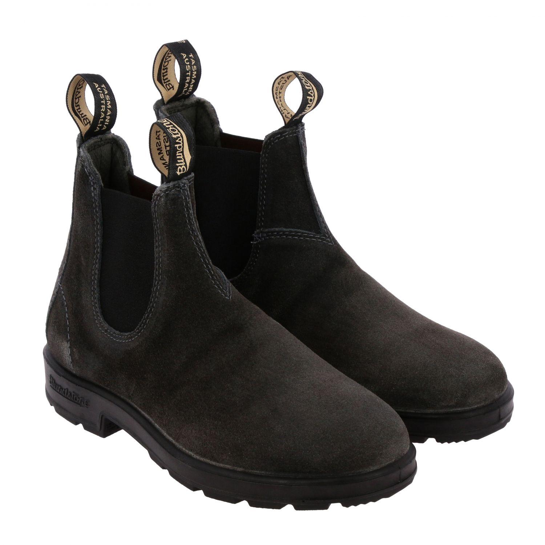 Обувь Мужское Blundstone серый 2