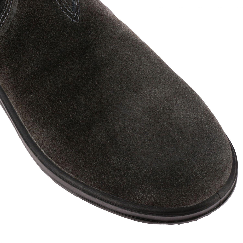 Обувь Мужское Blundstone серый 4