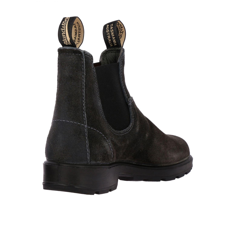 Обувь Мужское Blundstone серый 5