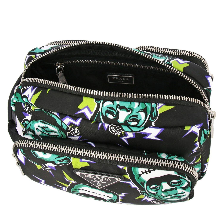 Cosmetic Case Prada: Bags men Prada multicolor 4