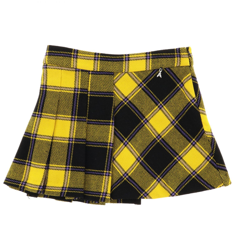 Skirt kids Patrizia Pepe black 1
