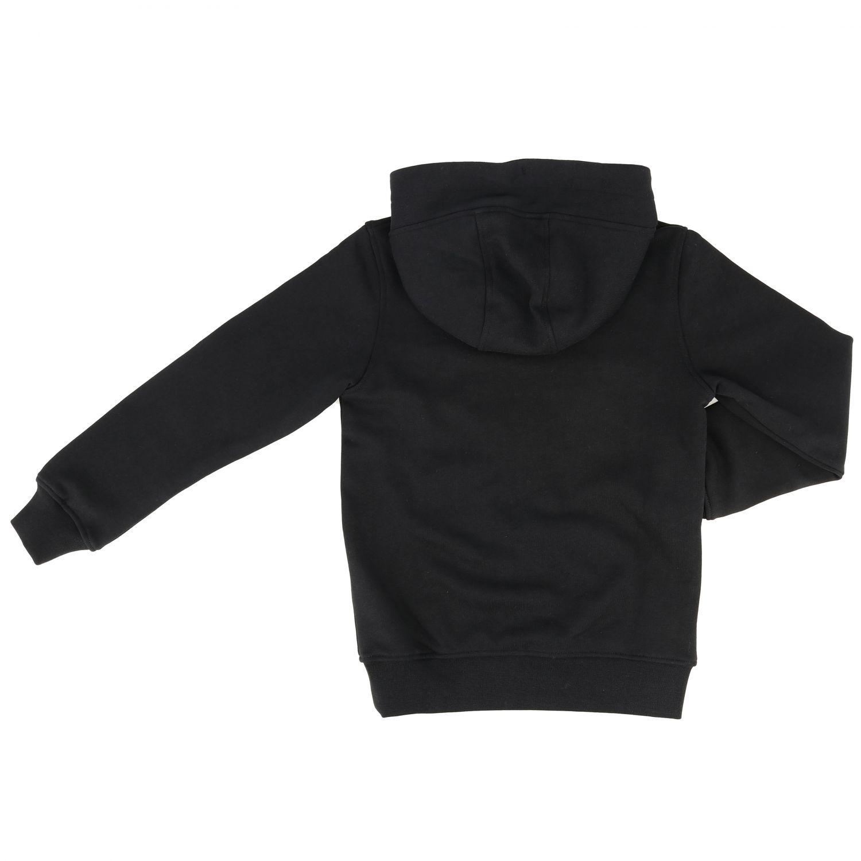 Sweater kids Neil Barrett black 2
