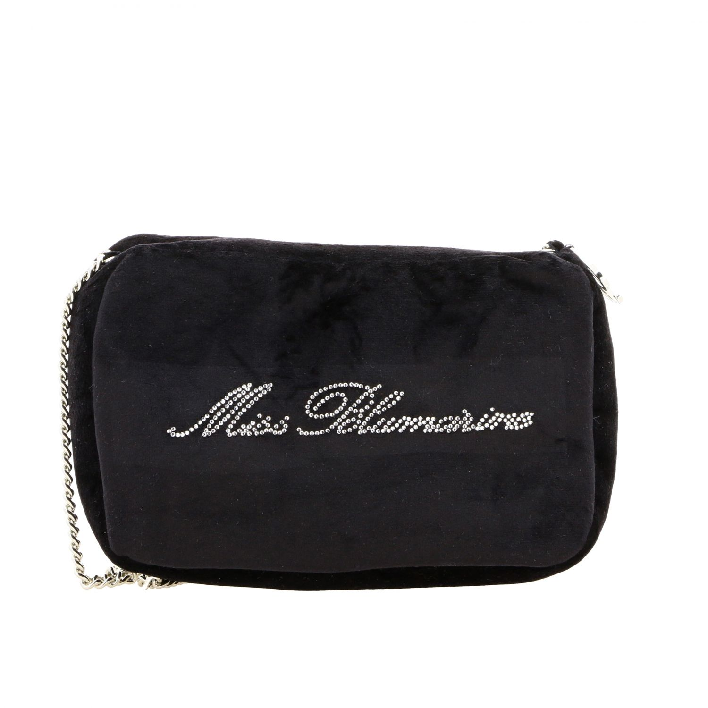 Bag kids Miss Blumarine black 1