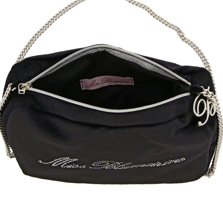 Bag kids Miss Blumarine black 4