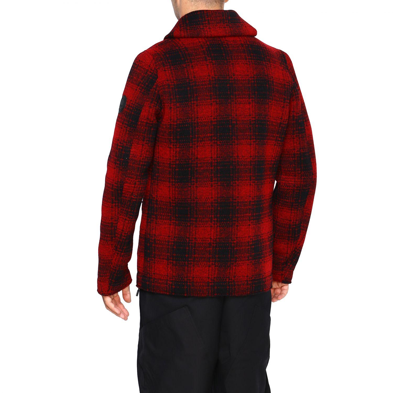 Jersey hombre Hydrogen rojo 3