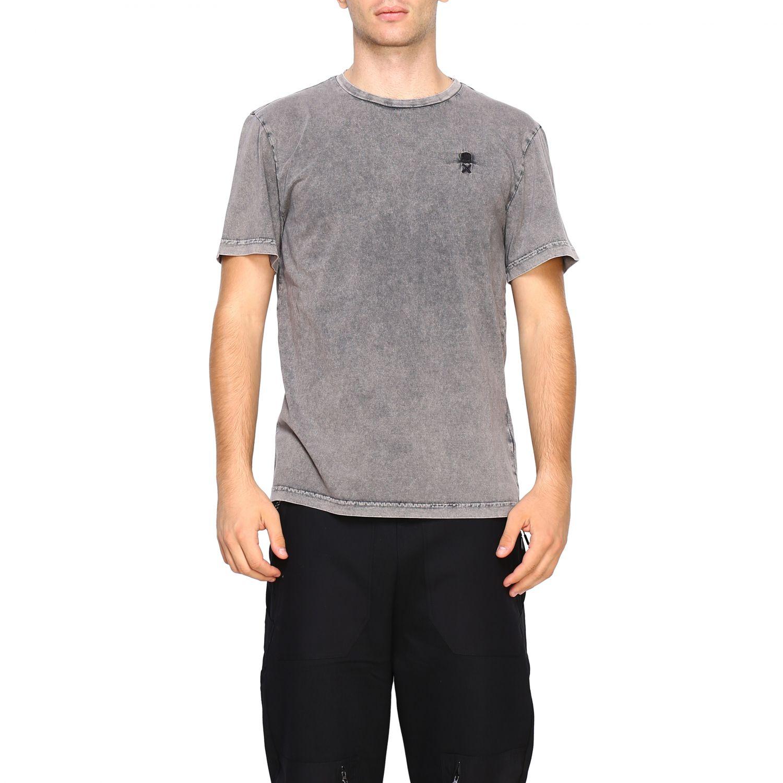 Camiseta hombre Hydrogen gris 1