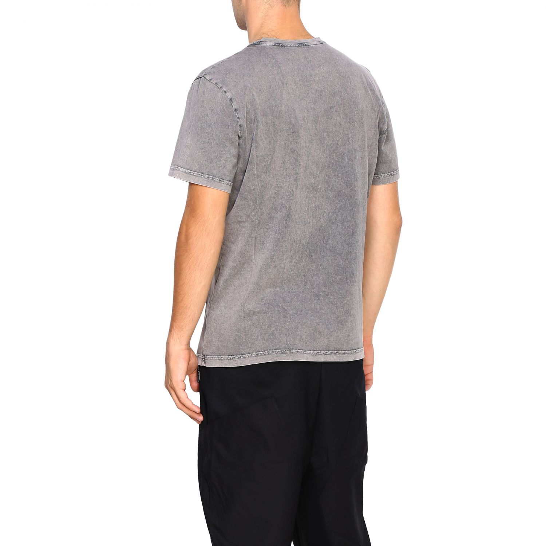Camiseta hombre Hydrogen gris 3