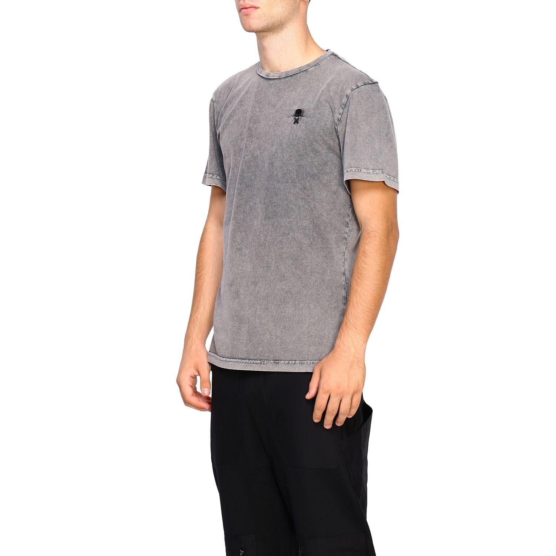 Camiseta hombre Hydrogen gris 4