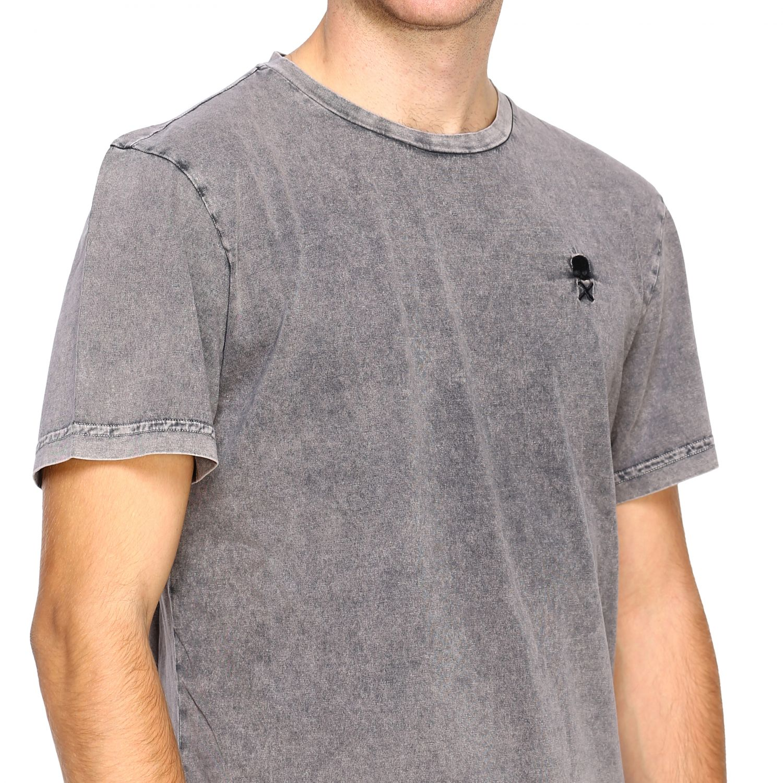 Camiseta hombre Hydrogen gris 5
