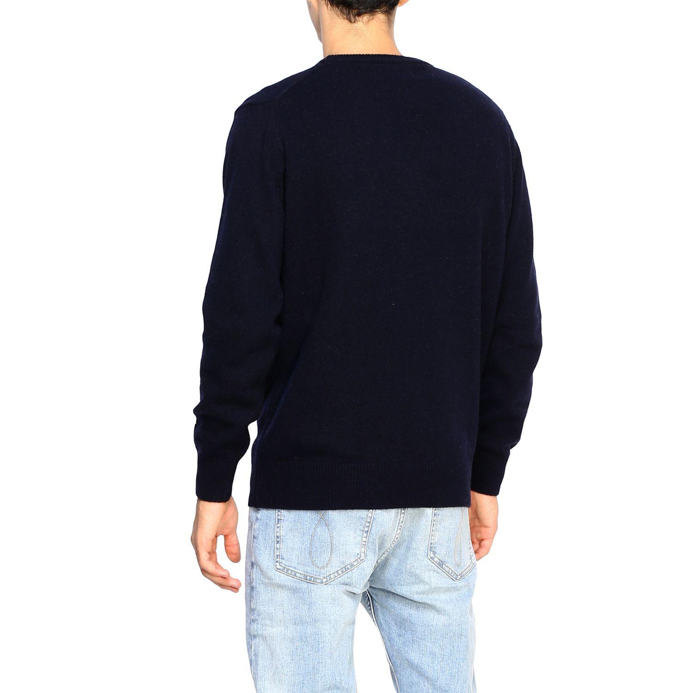 Sweater men Mc2 Saint Barth blue 3
