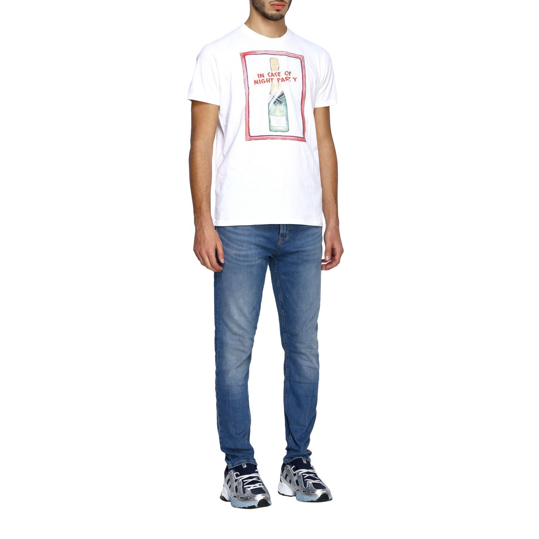 T恤 男士 Mc2 Saint Barth 白色 2