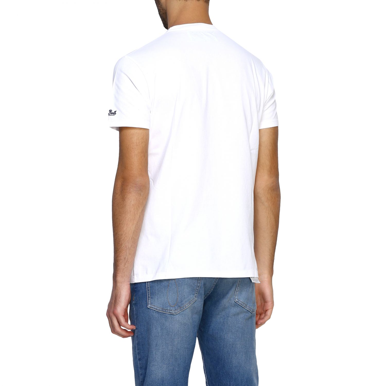 T恤 男士 Mc2 Saint Barth 白色 3