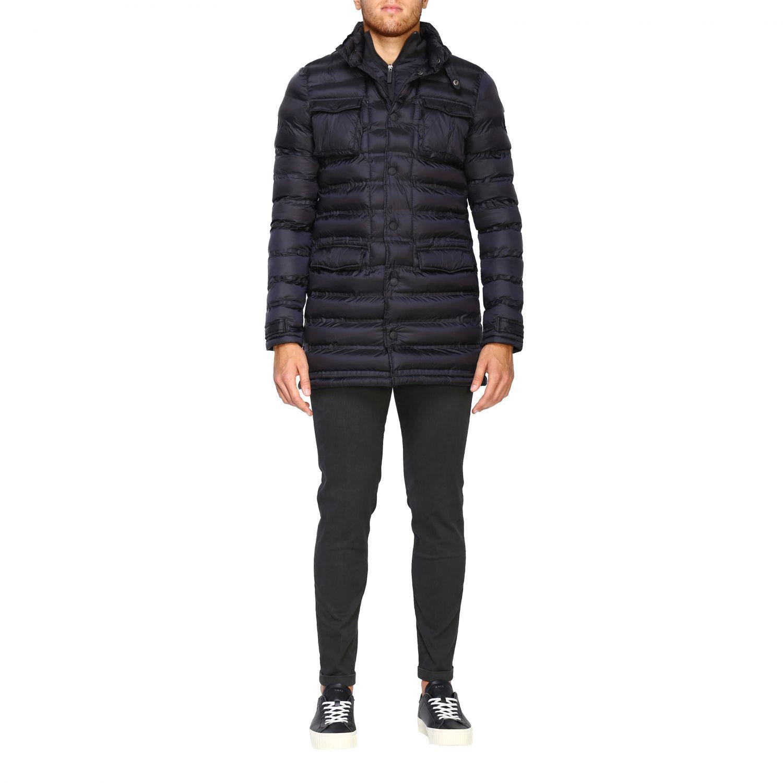 Jacket men Invicta black 1