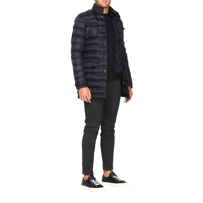 Jacket men Invicta black 2