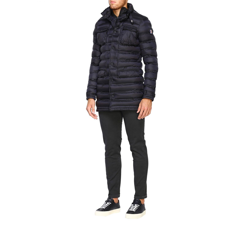 Jacket men Invicta black 4