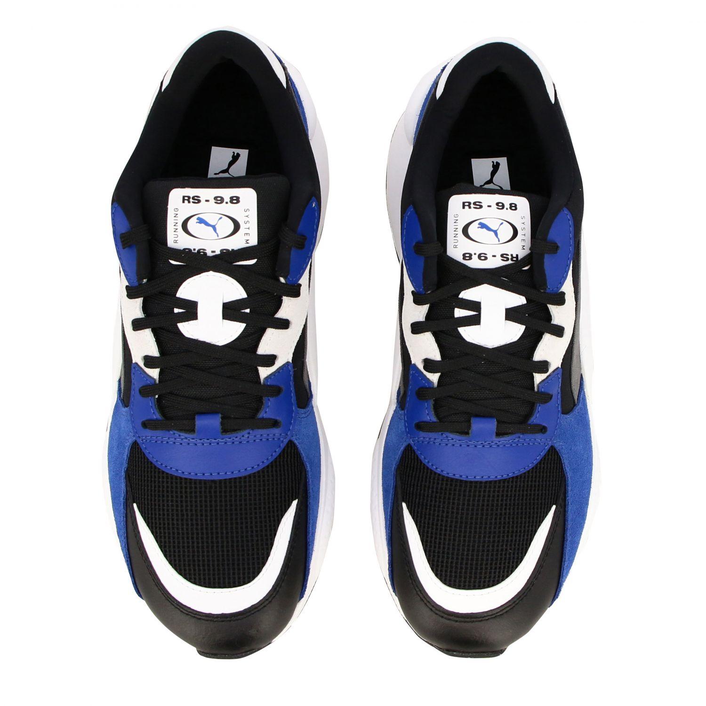 chaussure homme puma nike