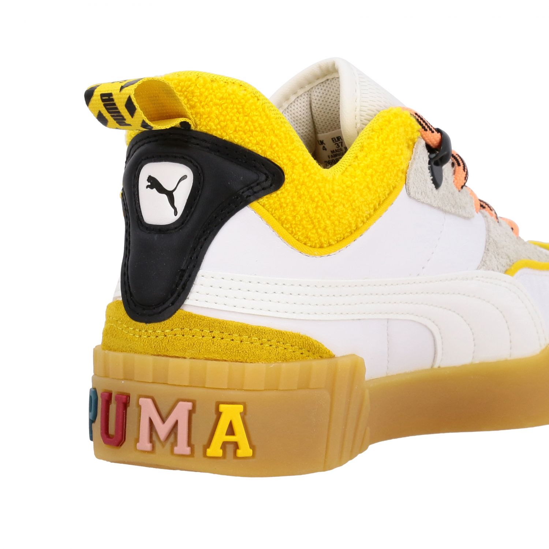 Schuhe damen Puma weiß 5