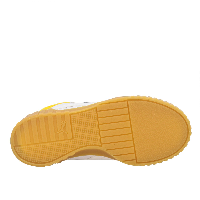 Schuhe damen Puma weiß 6