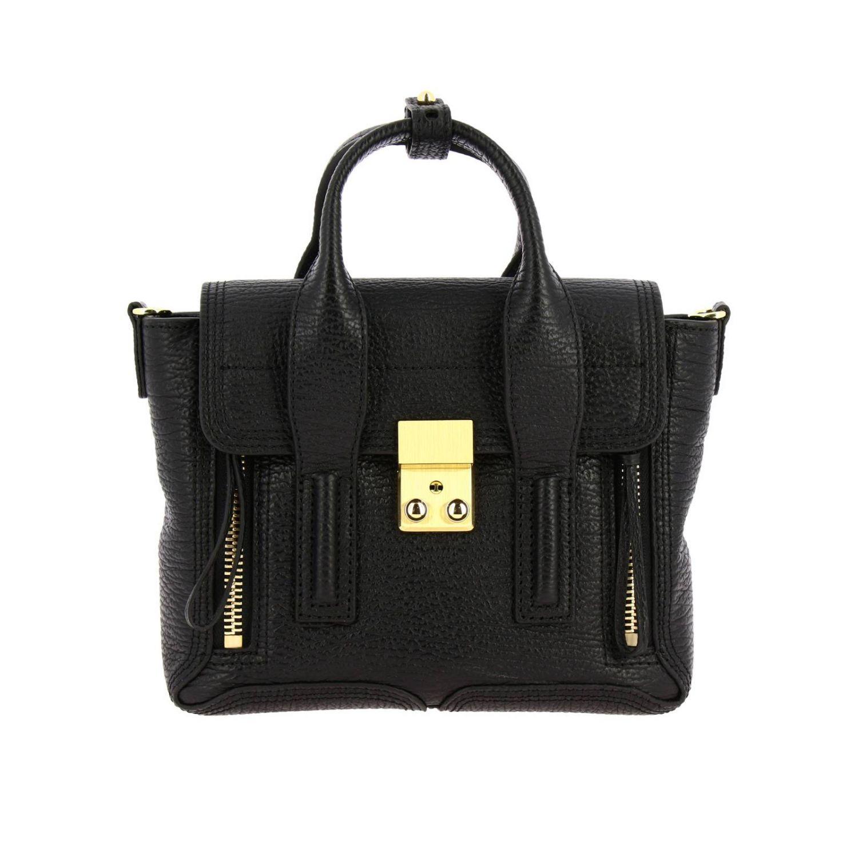 Mini bag 3.1 Phillip Lim: Shoulder bag women 3.1 Phillip Lim black 1