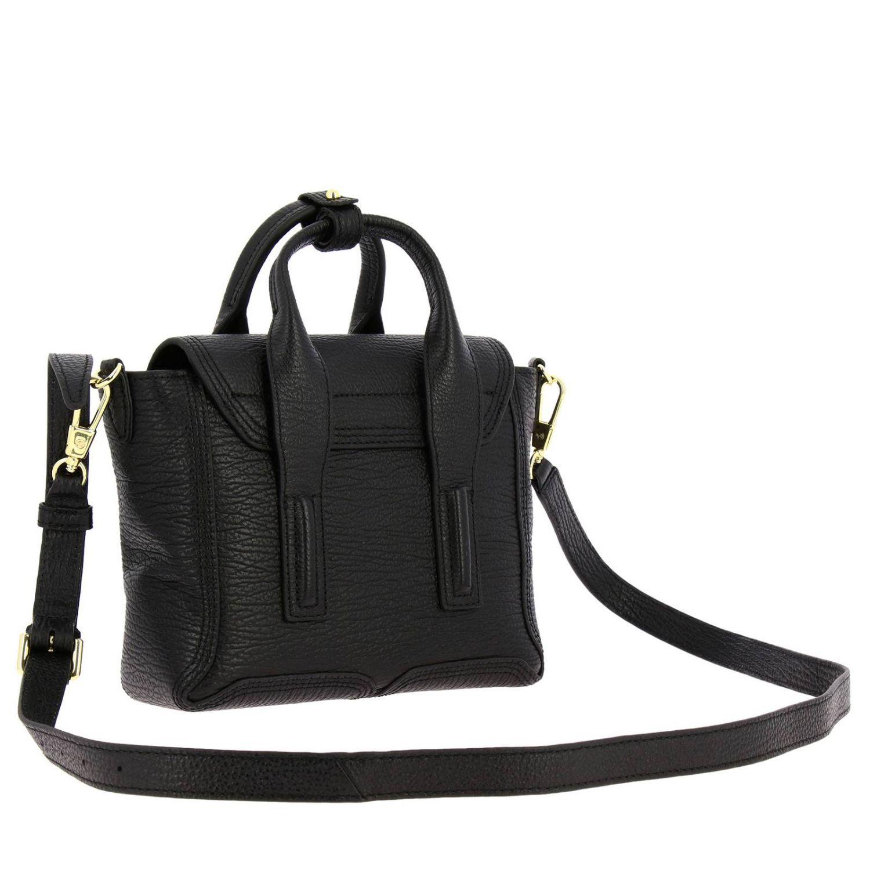 Mini bag 3.1 Phillip Lim: Shoulder bag women 3.1 Phillip Lim black 3