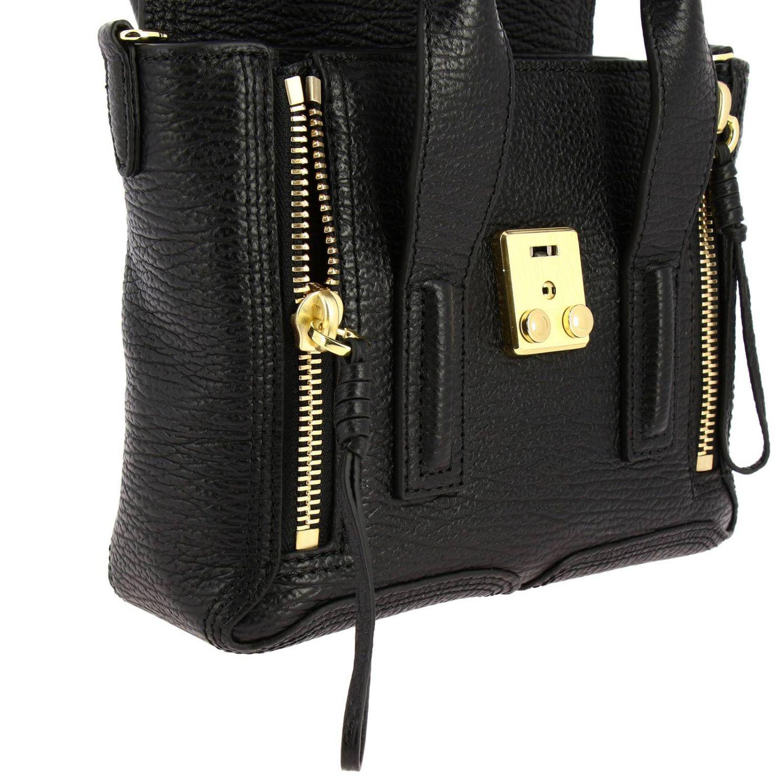 Mini bag 3.1 Phillip Lim: Shoulder bag women 3.1 Phillip Lim black 4