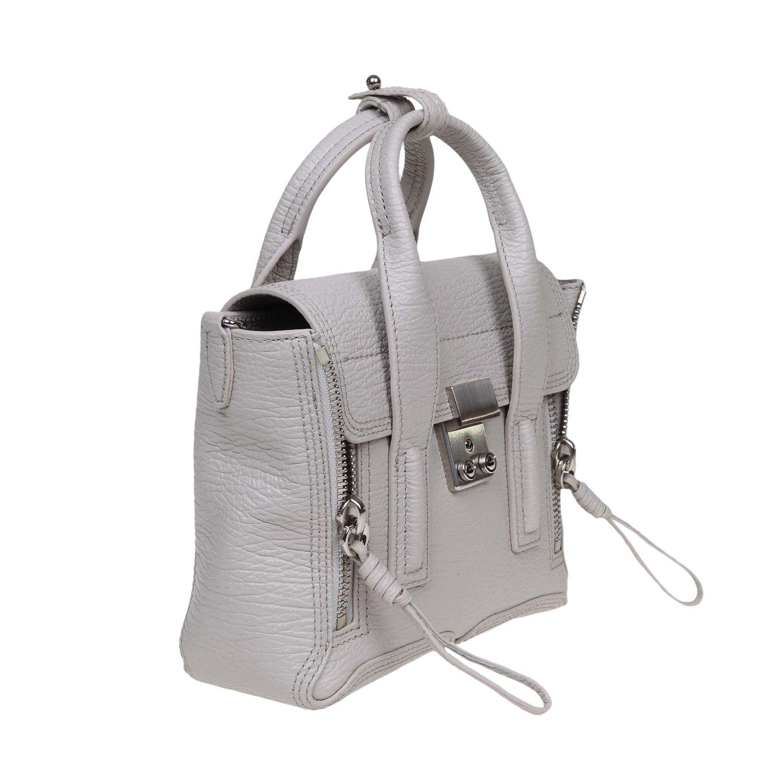 Mini bag 3.1 Phillip Lim: Shoulder bag women 3.1 Phillip Lim grey 2