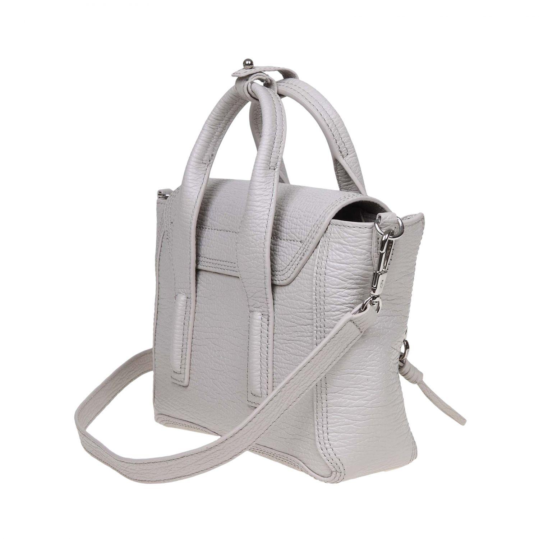 Mini bag 3.1 Phillip Lim: Shoulder bag women 3.1 Phillip Lim grey 3
