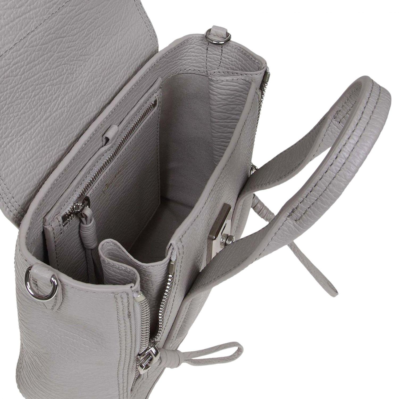 Mini bag 3.1 Phillip Lim: Shoulder bag women 3.1 Phillip Lim grey 4