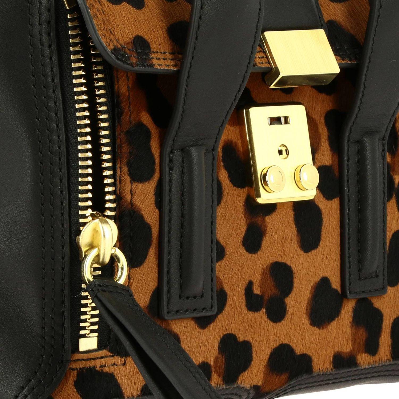Мини-сумка 3.1 Phillip Lim: Наплечная сумка Женское 3.1 Phillip Lim черный 4