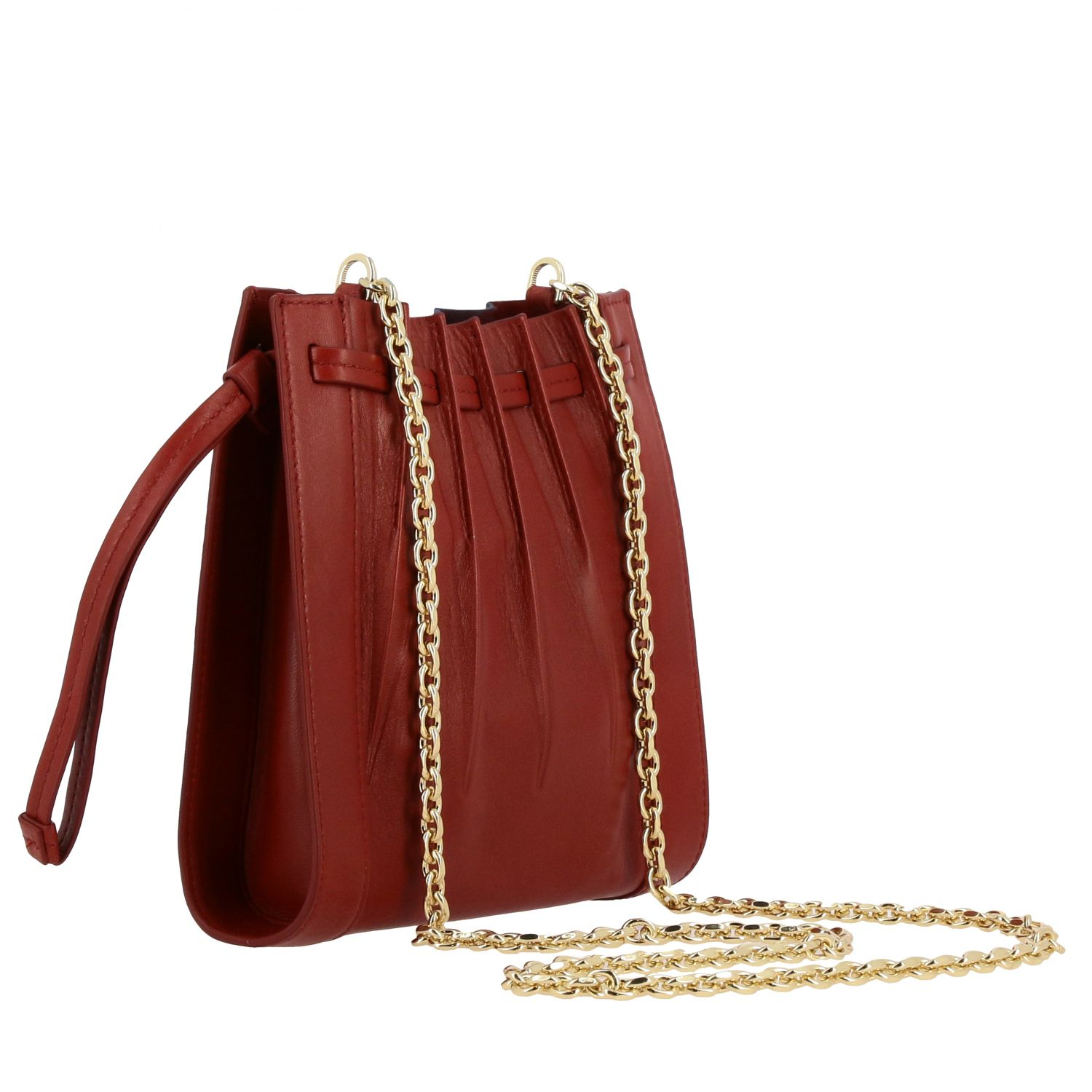 Mini bag 3.1 Phillip Lim: Shoulder bag women 3.1 Phillip Lim red 3