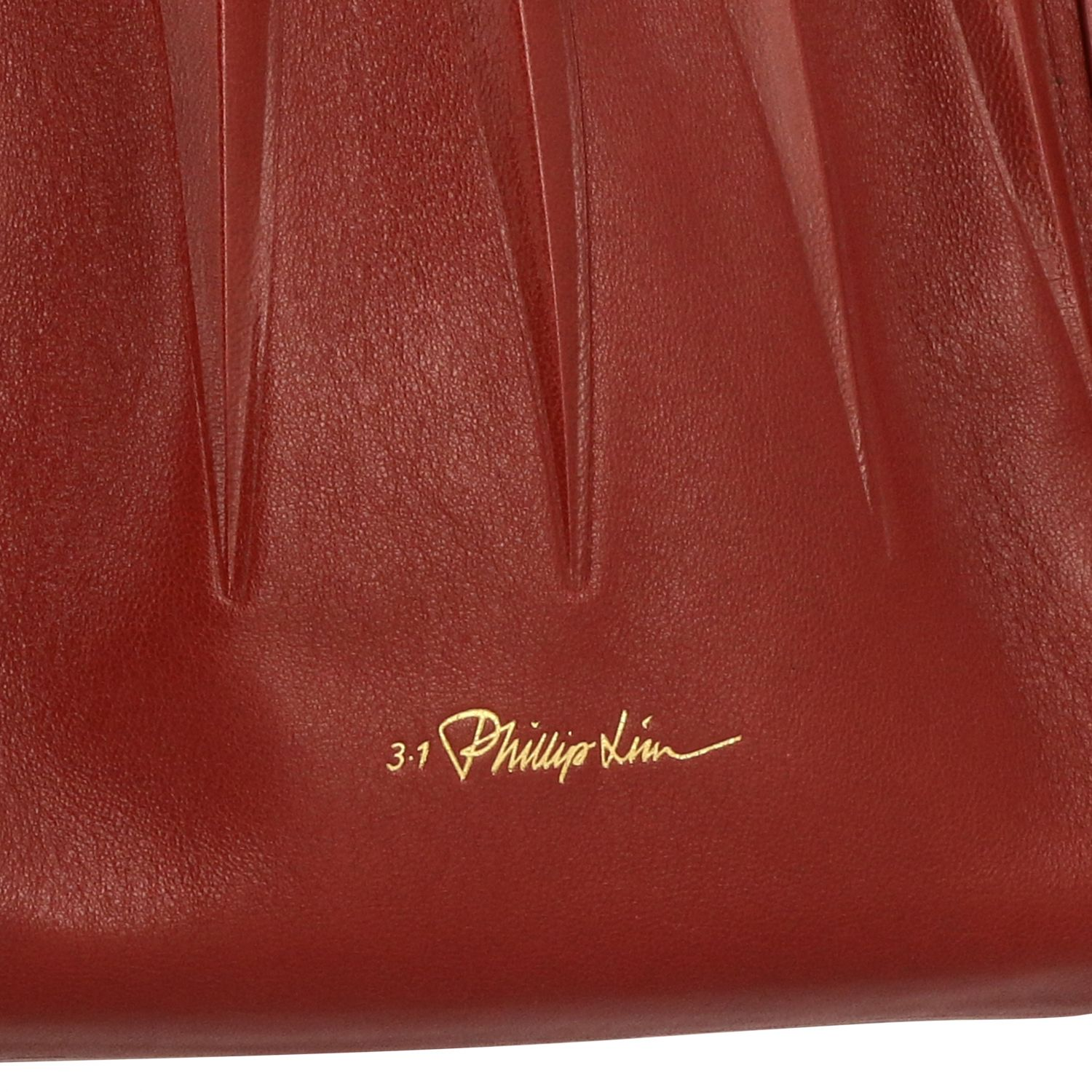 Mini bag 3.1 Phillip Lim: Shoulder bag women 3.1 Phillip Lim red 4