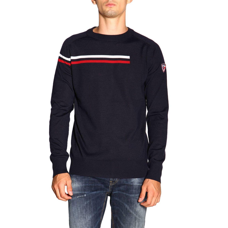 Pullover Rossignol: Pullover herren Rossignol blau 1