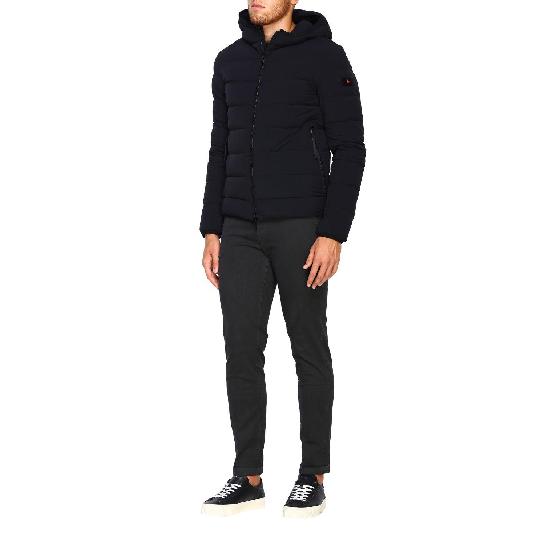 Jacket men Peuterey black 4