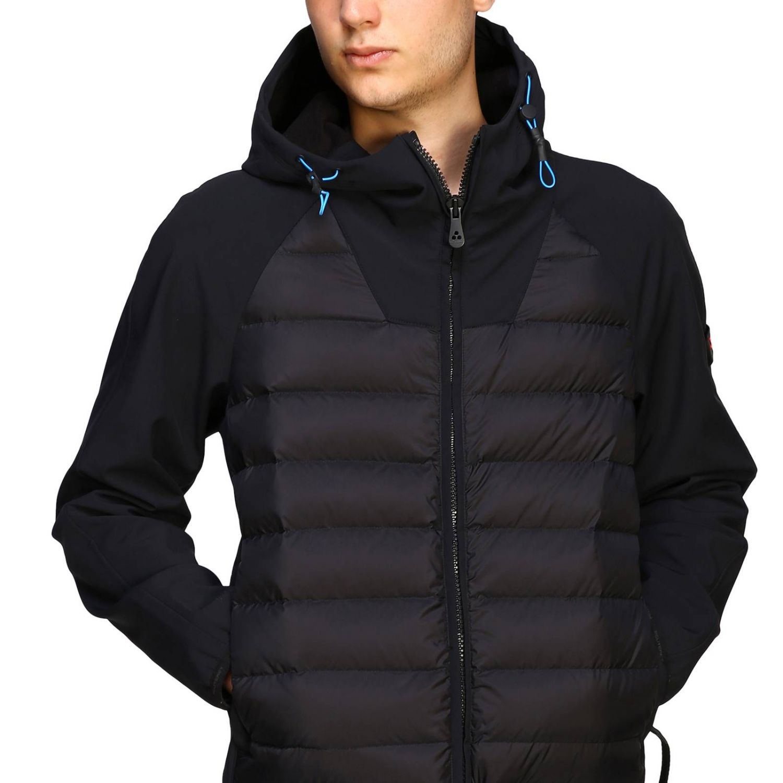 Jacket men Peuterey black 5