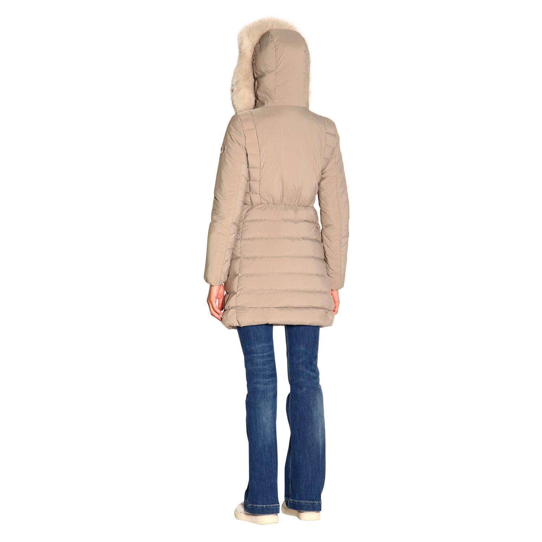 Jacket women Peuterey dove grey 3