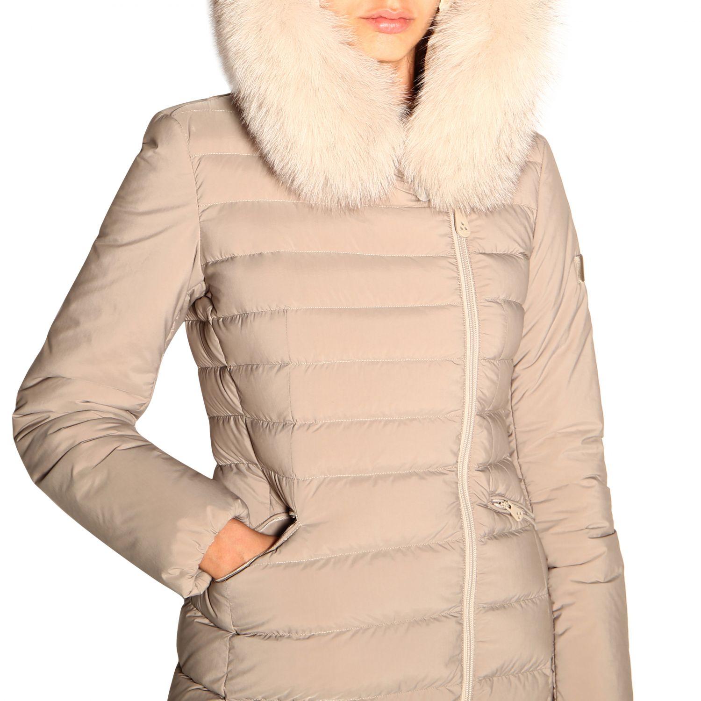 Jacket women Peuterey dove grey 5