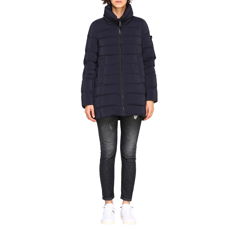 Jacket women Peuterey black 1