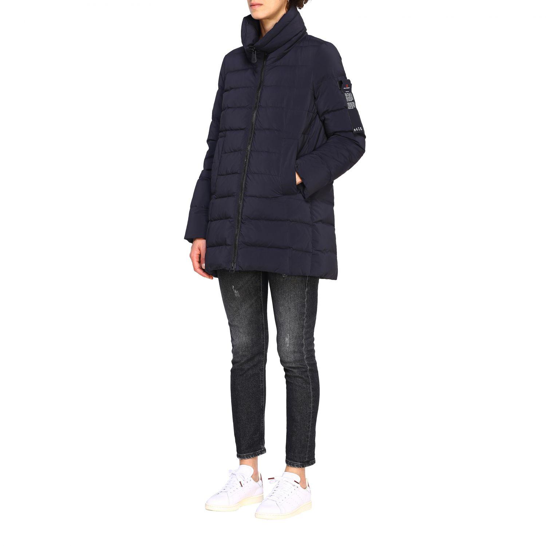 Jacket women Peuterey black 4